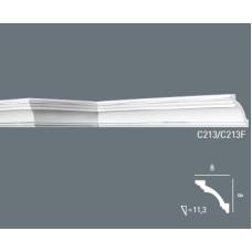 Карниз с гладким профилем C213 FLEX