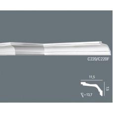 Карниз с гладким профилем C220 FLEX