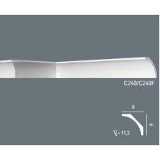 Карниз с гладким профилем C240 FLEX