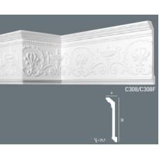 Карниз с орнаментом C308