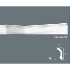 Карниз с гладким профилем C321 FLEX