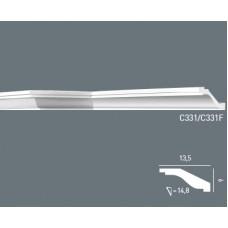 Карниз с гладким профилем C331 FLEX