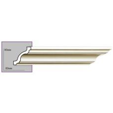 Карниз с гладким профилем P2001-8