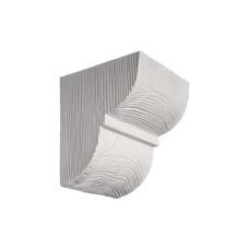 Декоративная консоль модерн ED 016 белая