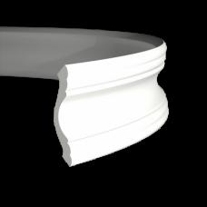 Карниз с гладким профилем 1.50.102 FLEX