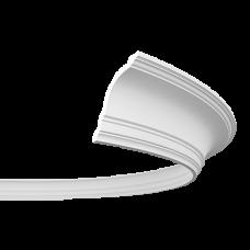 Карниз с гладким профилем 1.50.108 FLEX