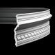 Карниз с орнаментом 1.50.110 FLEX