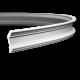 Карниз с гладким профилем 1.50.121 FLEX