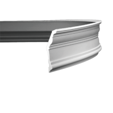 Карниз с гладким профилем 1.50.132 FLEX