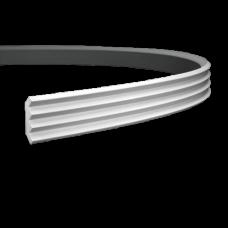 Карниз с гладким профилем 1.50.140 FLEX