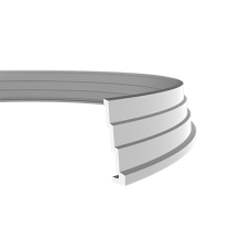 Карниз с гладким профилем 1.50.145 FLEX
