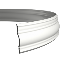 Карниз с гладким профилем 1.50.148 FLEX