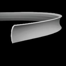 Карниз с гладким профилем 1.50.165 FLEX