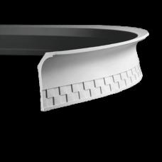 Карниз с орнаментом 1.50.176 FLEX