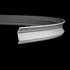 Карниз с гладким профилем 1.50.177 FLEX
