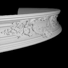Карниз с орнаментом 1.50.252 FLEX