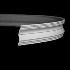 Карниз с гладким профилем 1.50.254 FLEX