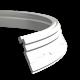 Карниз с гладким профилем 1.50.267 FLEX