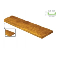 Декоративная доска рустик ET 305 (2м) светлая