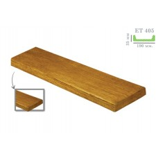 Декоративная доска модерн ET 405 (2м) светлая