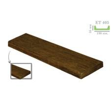 Декоративная доска модерн ET 405 (2м) темная
