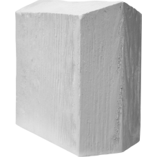 Стыковачный элемент E 054 белый