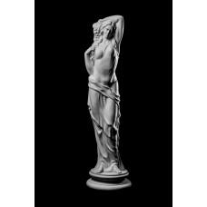 Статуя ST-007 Девушка с виноградом